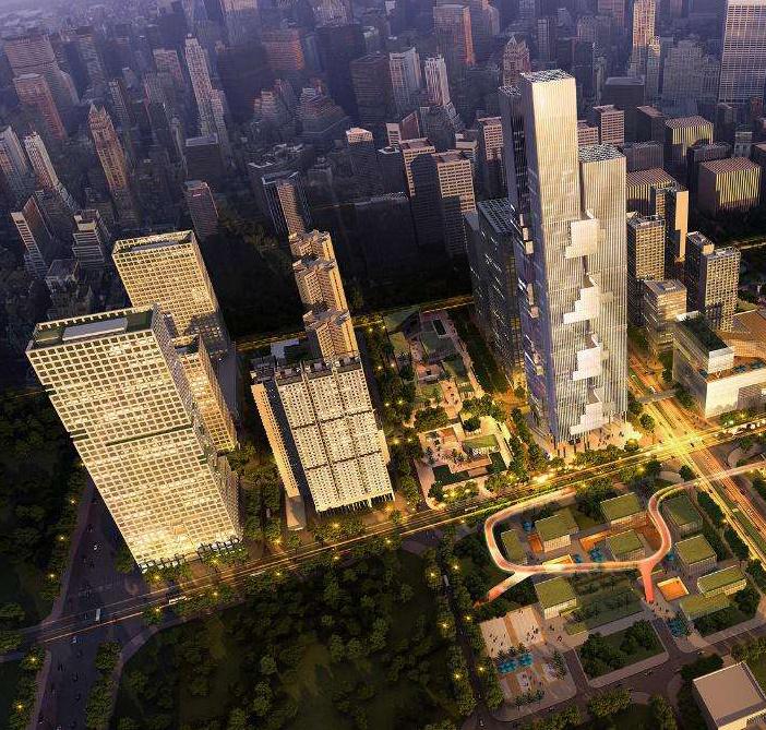 【观摩项目】中国安装协会深圳万科云城六期【建筑VR网】